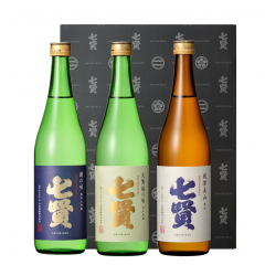 【純米3本セット】絹の味、天鵞絨の味、風凛美山