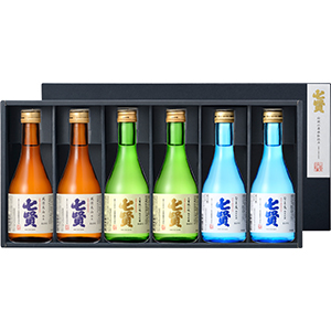 【300mlセット】純米生酒なま生+純米吟醸 天鵞絨の味+純米 風凛美山
