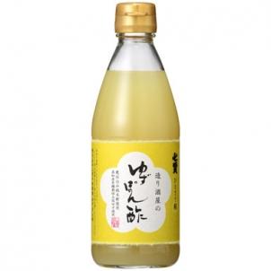 造り酒屋のゆずぽん酢 360ml